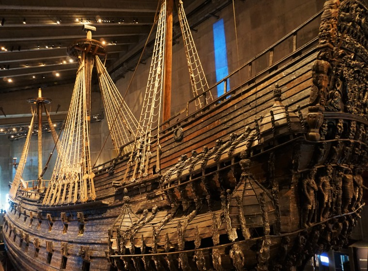 2. Viking Ship Vasa Museum